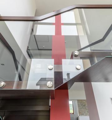 nowoczesne balustrady