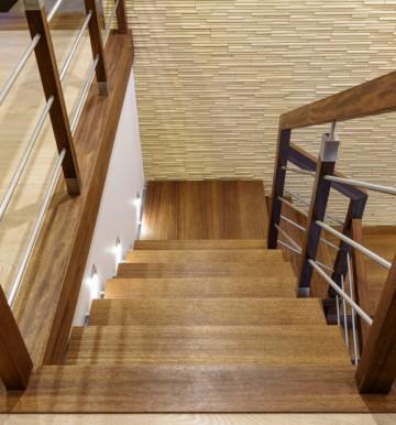 Wymiary schodów