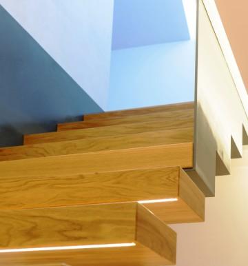 Nowoczesne schody