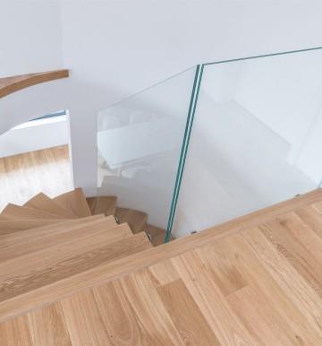 Projektowanie schodów