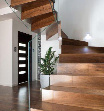 Podłogi w salonie