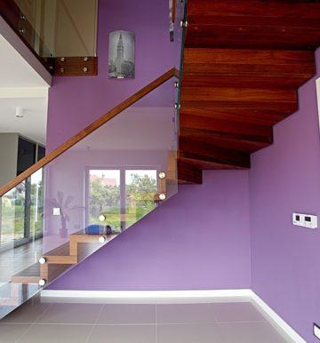 Nakładki na schody dywanowe