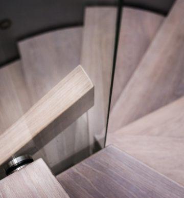 Kręcone schody