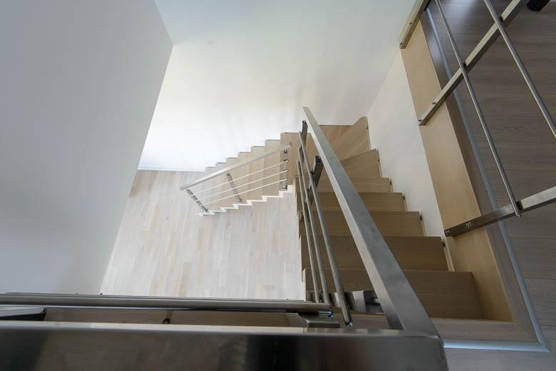 Unikalne Nowoczesne schody drewniane - Kielce | BRODA XN35