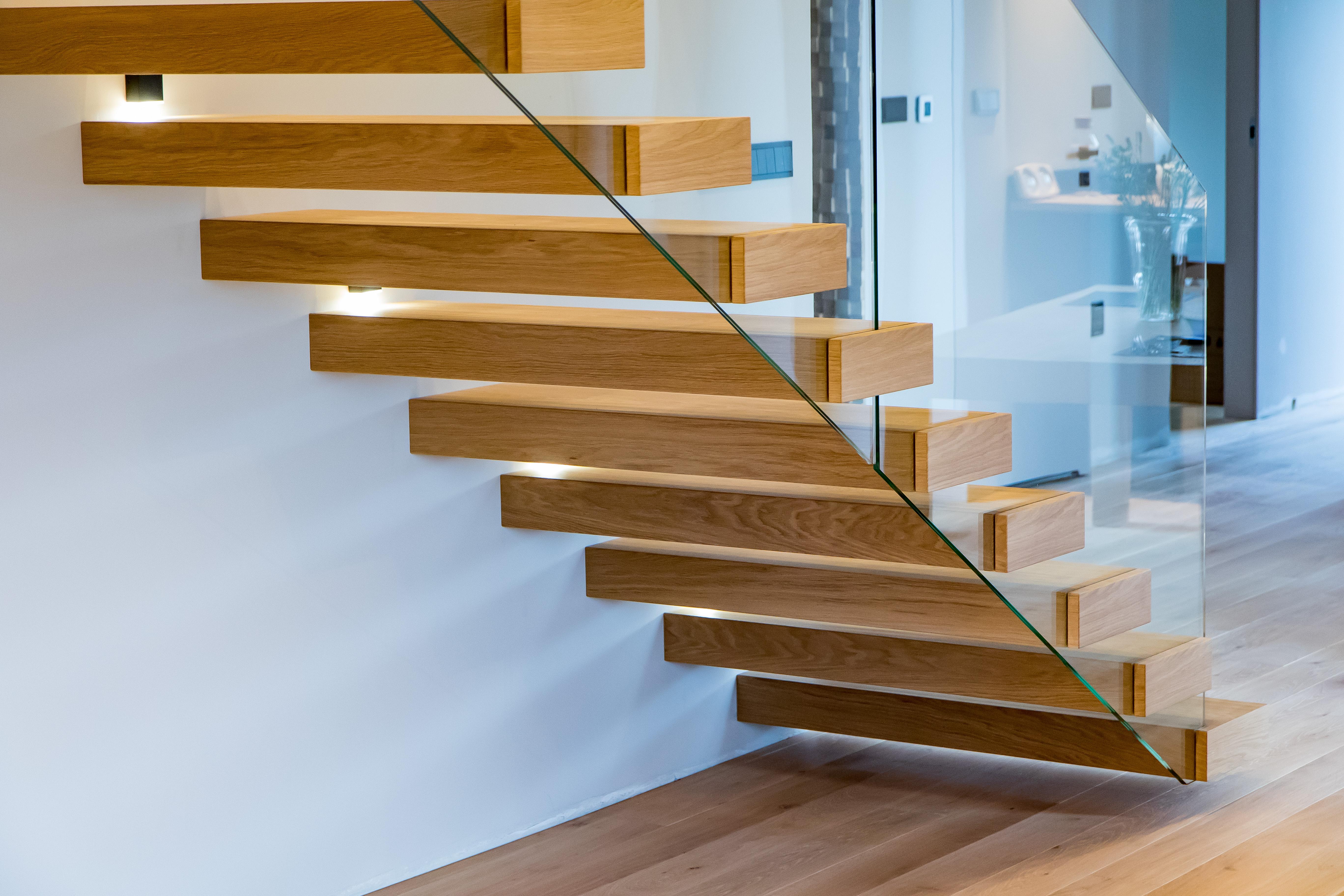 Najnowsze Schody drewniane - ceny nowoczesnych konstrukcji | BRODA OT19